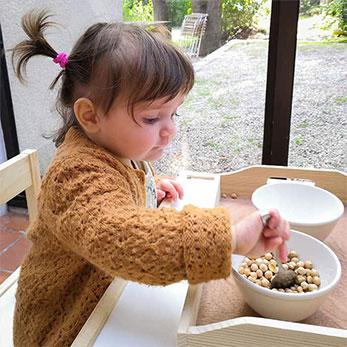 Atelier parent-grands bébés 12 mois à 3 ans