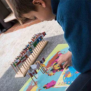 Atelier enfants en IEF
